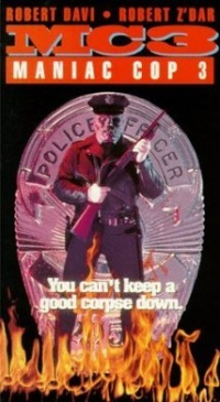 Película Maniac Cop 3: Badge of Silence