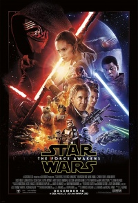 Película Star Wars: Episode VII - The Force Awakens