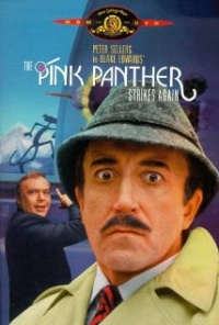 Película The Pink Panther Strikes Again