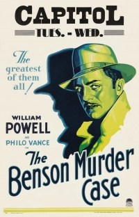 Película The Benson Murder Case
