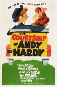 Película The Courtship of Andy Hardy