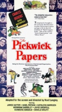 Película The Pickwick Papers