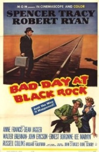 Película Bad Day at Black Rock
