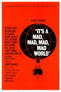 Película It's a Mad, Mad, Mad, Mad World