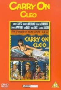 Película Carry on Cleo