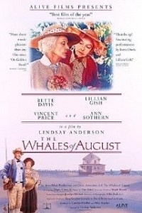 Película The Whales of August