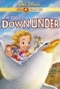 Película The Rescuers Down Under