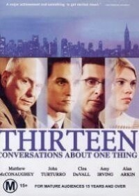 Película Thirteen Conversations About One Thing