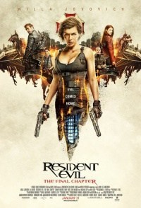 Película Resident Evil: The Final Chapter