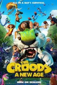 Película The Croods: A New Age