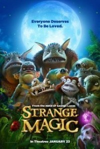 Película Strange Magic