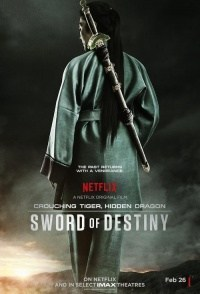 Película Crouching Tiger, Hidden Dragon: Sword of Destiny
