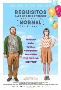 Película Requisitos para ser una persona normal