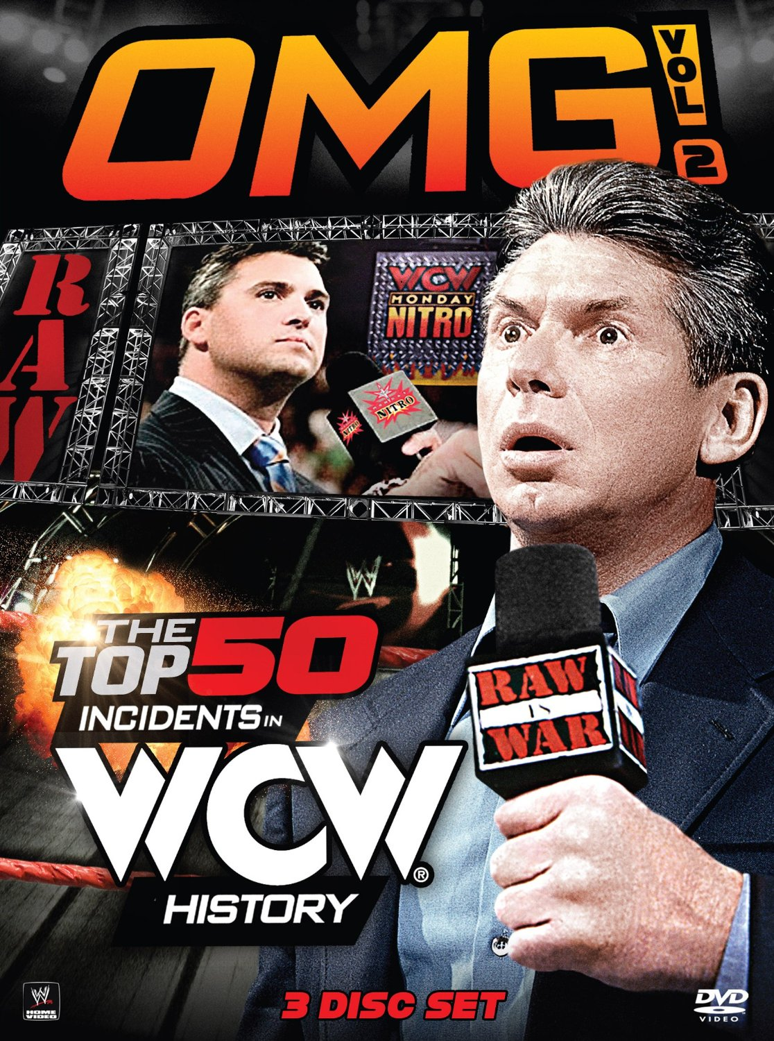 WWE: OMG! Volume 2 - The Top 50 Incidents in WCW