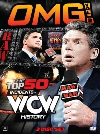 Película WWE: OMG! Volume 2 - The Top 50 Incidents in WCW