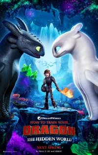Película How to Train Your Dragon: The Hidden World