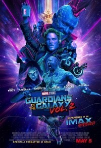 Película Guardianes de la galaxia Vol. 2