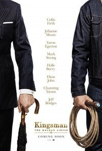Película Kingsman: The Golden Circle