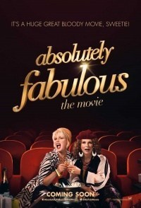 Película Absolutely Fabulous: The Movie