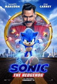 Película Sonic the Hedgehog