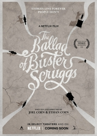 Película The Ballad of Buster Scruggs