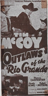 Película Outlaws of the Rio Grande