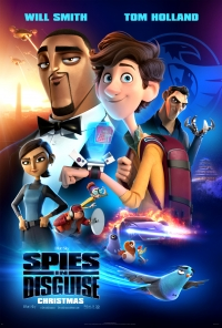 Película Spies in Disguise