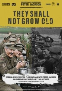 Película They Shall Not Grow Old