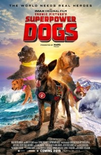 Película Superpower Dogs
