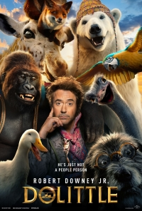 Película The Voyage of Doctor Dolittle