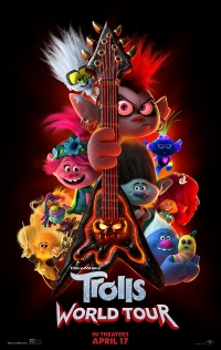 Película Trolls World Tour
