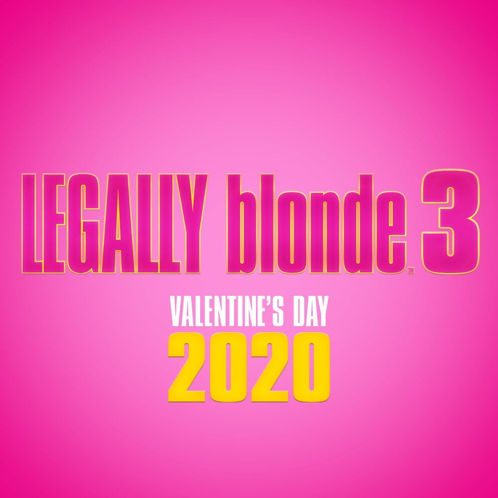 Película Legally Blonde 3