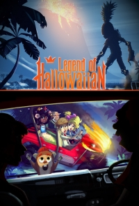 Película Legend of Hallowaiian