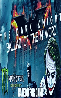 Película The Dark Knight: The Ballad of the N Word