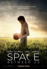 Película The Space Between Us