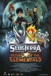 Película Slugterra: Return of the Elementals
