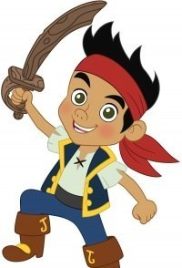 Película Jake and the Never Land Pirates