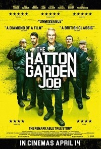 Película The Hatton Garden Job