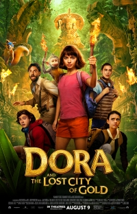 Película Dora and the Lost City of Gold