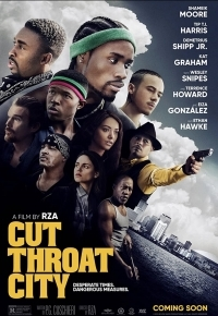 Película Cut Throat City