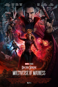 Película Doctor Strange in the Multiverse of Madness