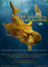Película Naya Legend of the Golden Dolphin